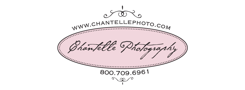 CHANTELLE PHOTOGRAPHY logo